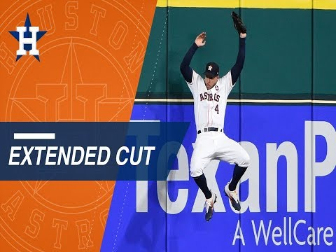 Extended Cut: Springer's leaping grab at the wall
