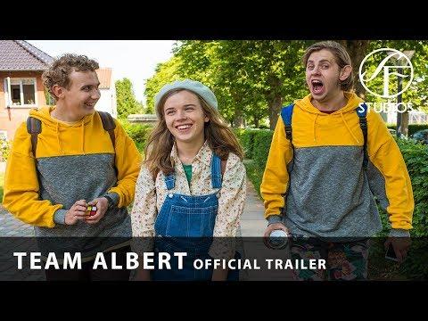 Team Albert - Trailer - I biograferne 4. oktober 2018