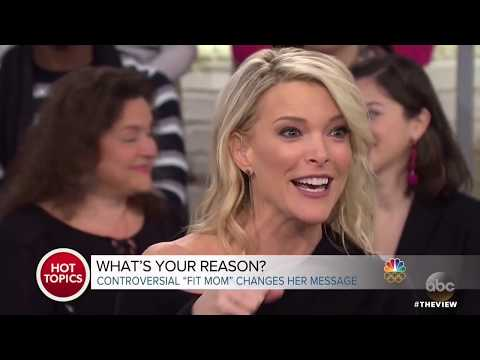 connectYoutube - Did Megyn Kelly Endorse Fat Shaming?   The View