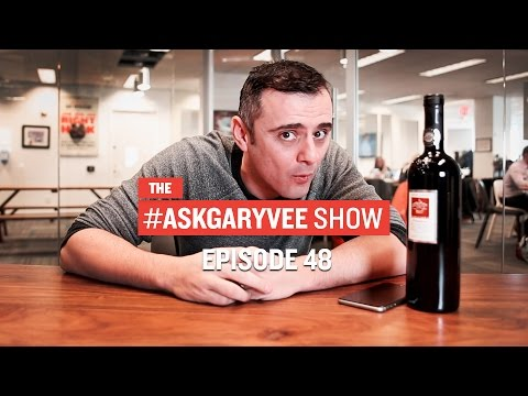 #AskGaryVee Episode 48: Ignoring the Competition, Niche Marketing, & Swagger