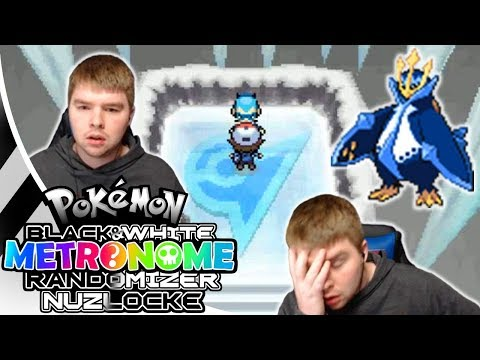 Reversal Of Fortunes! Pokemon Black and White Metronome Randomizer Nuzlocke #20