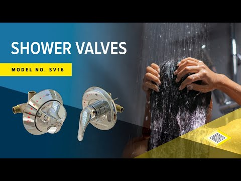 Adjusting the Limit Stops & Temperature on Acorn Controls SV16 Shower Mixing Valve