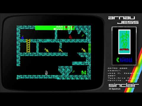 ASTRO 2008 Zx Spectrum by Cañadul