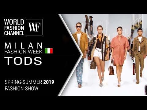 Tods | Spring-summer 2019 | Milan fashion week