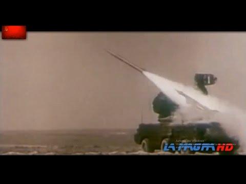 9K33 Osa (SA-8 Gecko) 6x6 Amphibious SAM System - ЗРК Оса