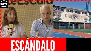 ESCÁNDALO: Acuña y Larreta abrieron polideportivos de forma ilegal para dar clases