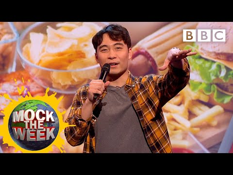 The way British people cook rice is WRONG | Mock The Week – BBC