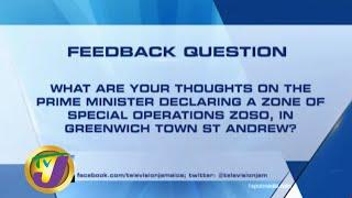 TVJ News: Feedback Question - July 1 2020