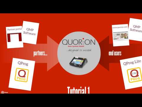POS Software Tutorial – How to Use QProg