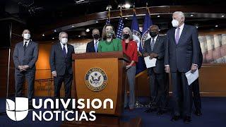 La Cámara Baja vota el nuevo paquete de estímulo económico por la pandemia del coronavirus