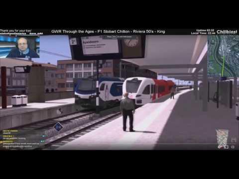 Matt Peddlesden watching the Dutch Intro video of Rob Jansen! live on TSL | Train Simulator 2017