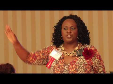 "Keeping It Real! Seminar featuring Cynthia ""Mama J"" Johnson, Ed.D."