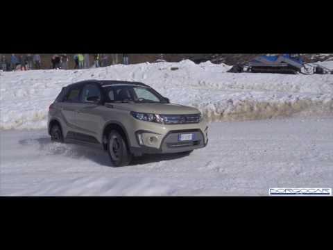 Suzuki 4×4 ALLGRIP Ice Drive