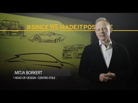 Lamborghini Urus: Inspired Design