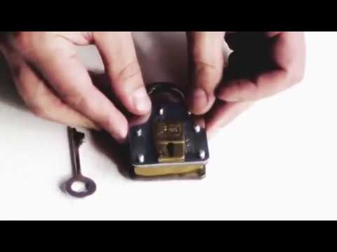 Houdini Trickschloss - Doppelter Boden - Lösung