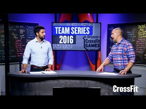 Update Show: 2016 Team Series, Week 2 Events
