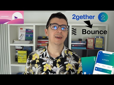 2gether vicino al listing su Uniswap  - Bounce Tutorial