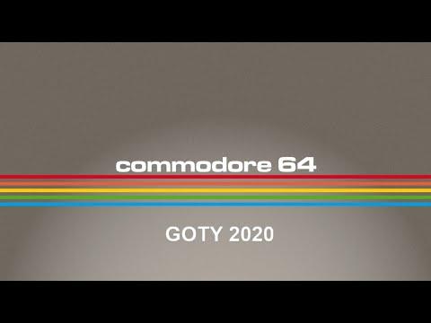 GOTY 2020 - C64 Real 50 Hz