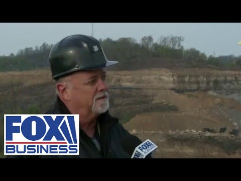 Coal miner concerned Biden putting jobs in jeopardy