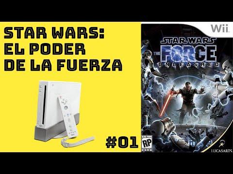 BITeLog 00FD.1: Star Wars, el Poder de la Fuerza (WII)