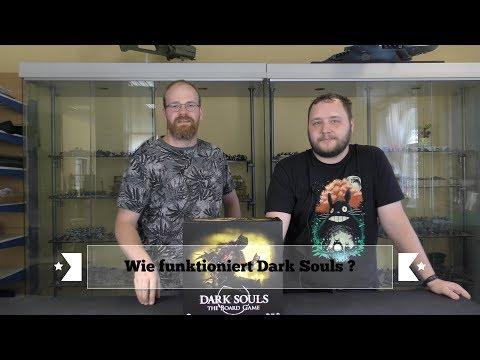 Dark Souls, the Board Game wie funktionierts das?