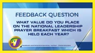 TVJ News: Feedback Question - January 21 2021