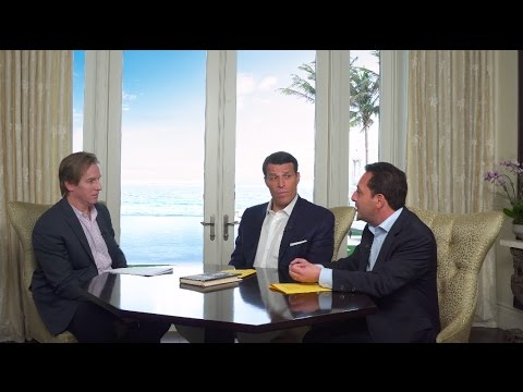 Find the right financial advisor by following the 3 C's | Tony Robbins Unshakeable [video 13 of 14]