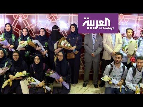 جيل سعودي علمي صاعد يحقق جوائز في مسابقة عالمية