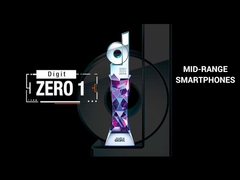 Zero 1 Awards - Mid Range Smartphones   Digit.in