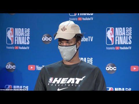 Jimmy Butler & Bam Adebayo Preview NBA Finals Game 1 | Full Interview