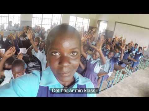 Francesca, fadderbarn i Zambia - Plan International