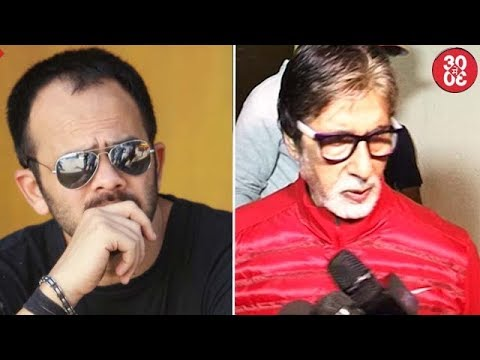 Rohit Having A Hard Time Casting For 'Ram-Lakhan' | Amitabh Blogs About His Hectic Schedule