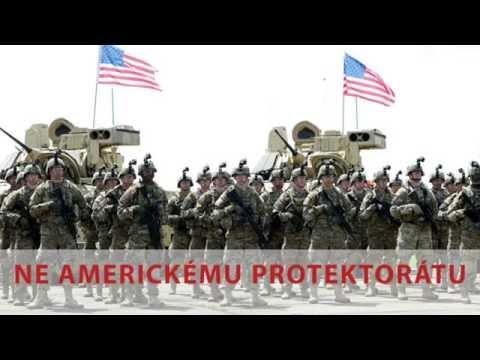 Tomio Okamura: NE americkému protektorátu