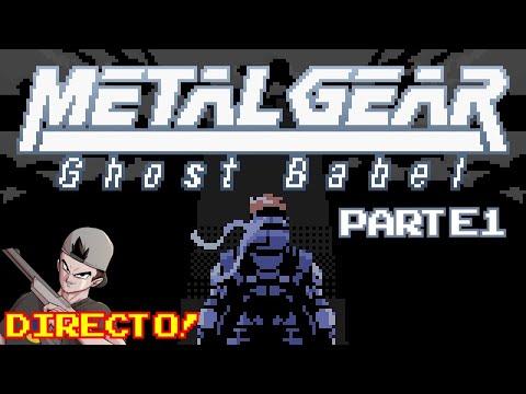 METAL GEAR: Ghost Babel (2000, GameBoy Color) || Parte 1: En directo!
