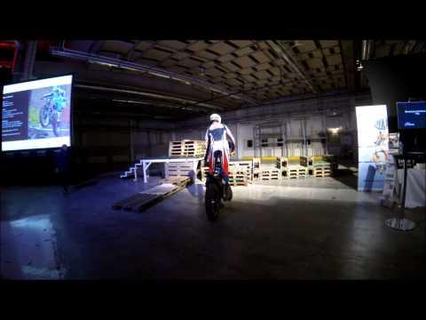 Beta Evo 2014 - Marcus Eliasson empir trial show!
