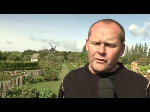 John Taylor berättar om Malmö Garden Show