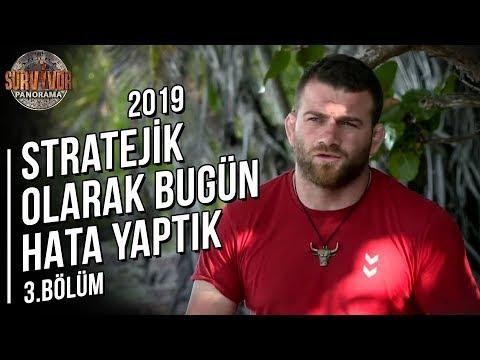 Türk adasında mağlubiyet sonrası gerginlikler survivor panorama 4. sezon 3. bölüm