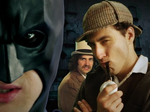 Batman kontra Sherlock Holmes