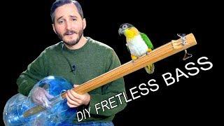 How To Make A Bottle Bass Guitar