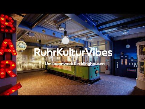 RuhrKulturVibes - Workout im Umspannwerk Recklinghausen