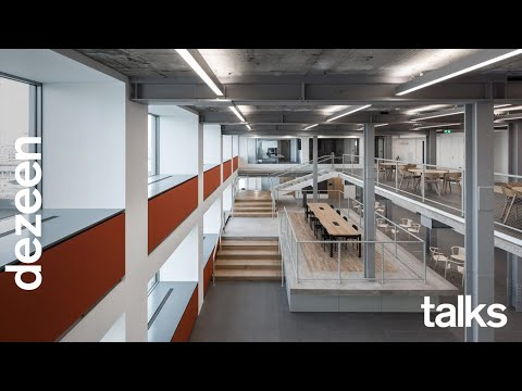 Live talk with BDG Architecture + Design on 'People-first, Future-ready' workplaces