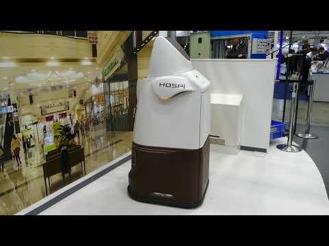 パナソニック Hospi 2017国際ロボット展