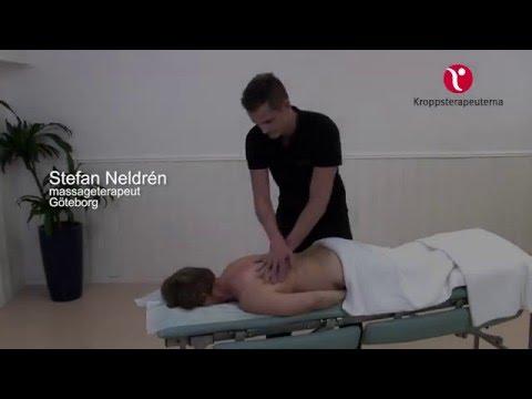 Möt Kroppsterapeuternas medlem Stefan Neldrén