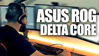 Vidéo-Test : ASUS ROG DELTA CORE ? CASQUE GAMER 100?