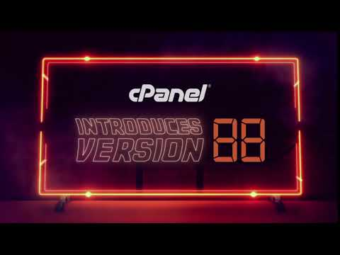 cPanel & WHM Version 88 is CURRENT!