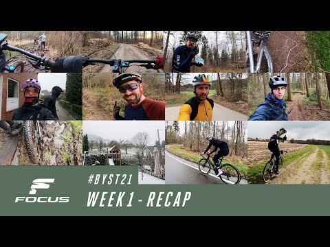 FOCUS Beat Your Screen Time 2021 // Recap Week 1