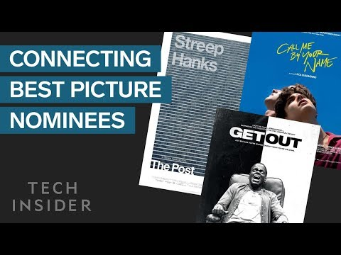 How All Best Picture Oscar Nominees Are Connected