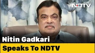 Have To Accept Coronavirus Is A Natural Calamity, Says Nitin Gadkari - NDTV