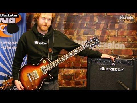 Blackstar ID:60 Series Amp In Depth Demo @ Nevada Music UK