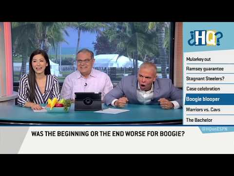 connectYoutube - Boogie gets dunked on | Highly Questionable | ESPN